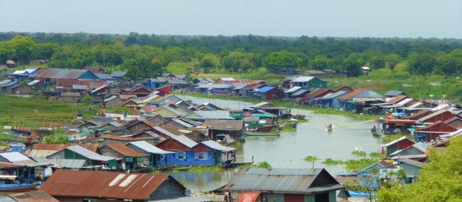 Environnement : Osmose, 20 ans d'engagement sur le Tonlé Sap