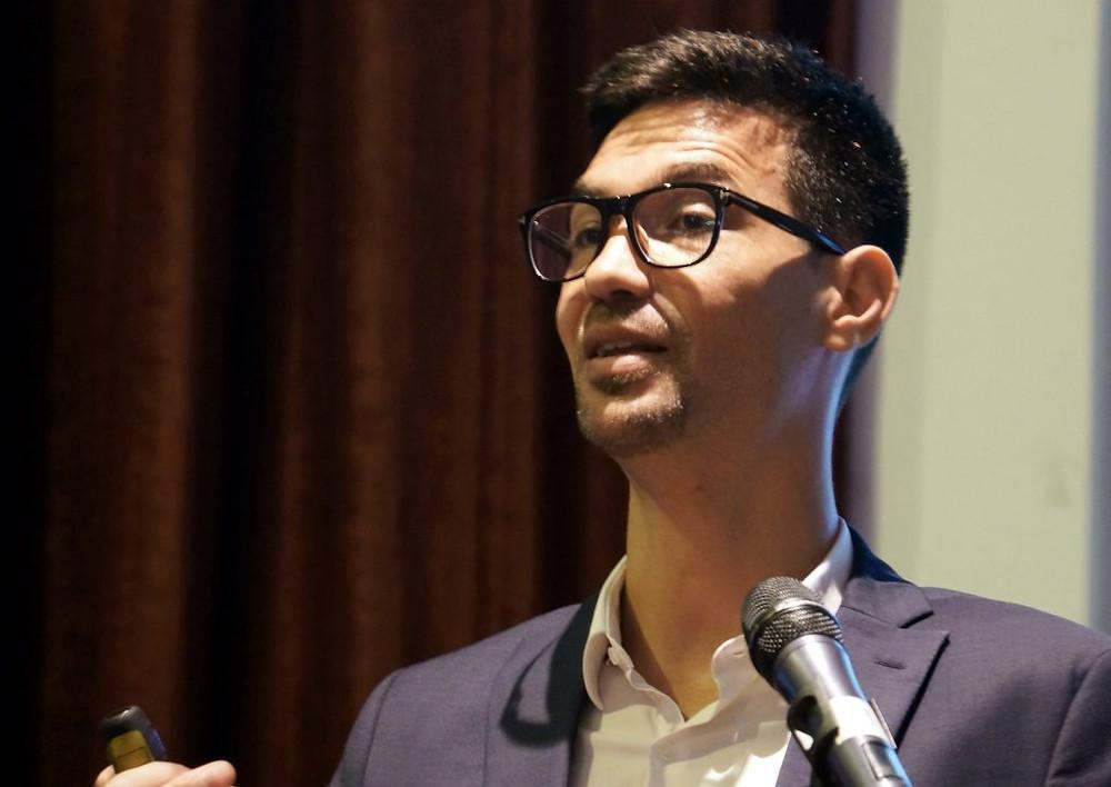Christophe Forsinetti, Directeur des opérations pour JSM Indochina Services