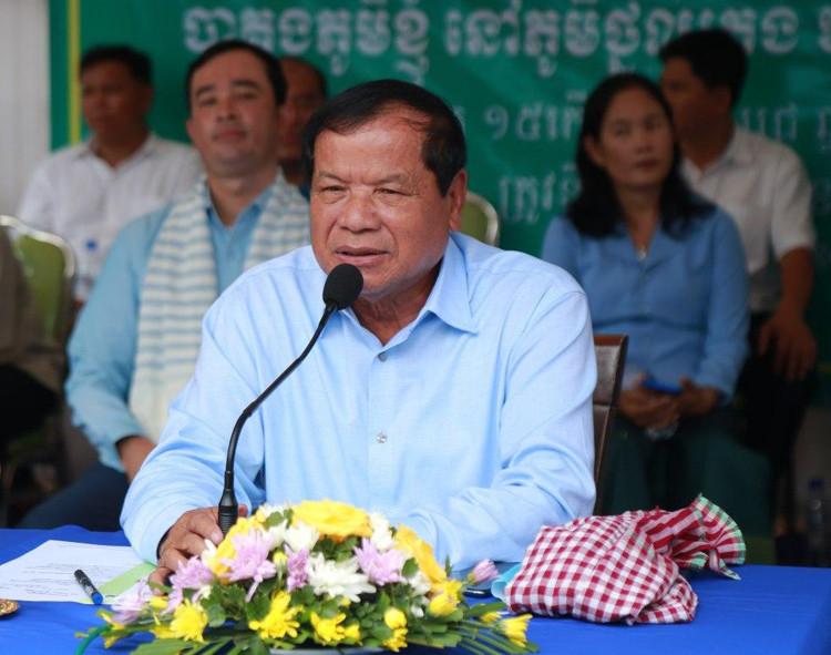 S.E. Dr Thong Khon