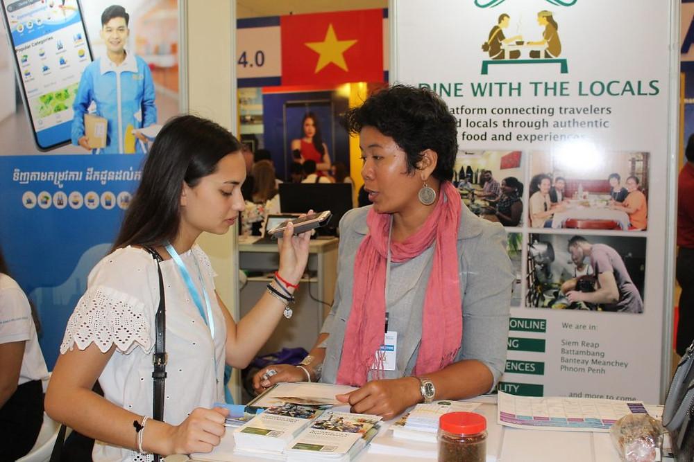 Mettre en relation des clients avec des hôtes cambodgiens afin de vivre une expérience culinaire authentique