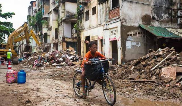 Cinéma – White Building : Reconnaissance internationale pour le Cambodgien Kavich Neang