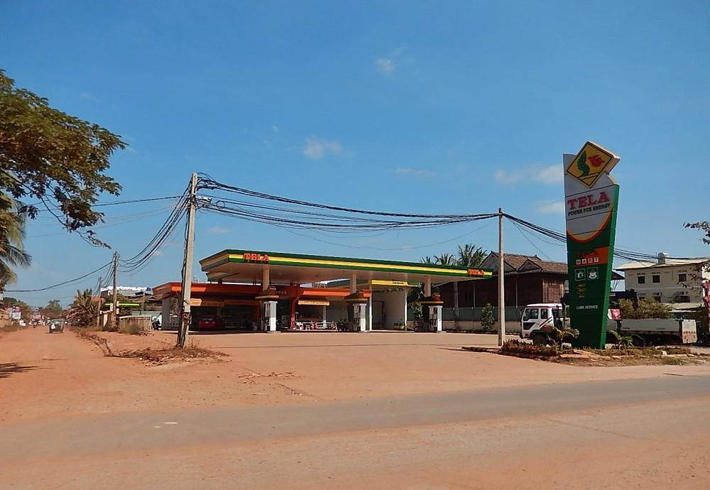 Village de la province de Siem Reap. Photographie Michael Coghlan