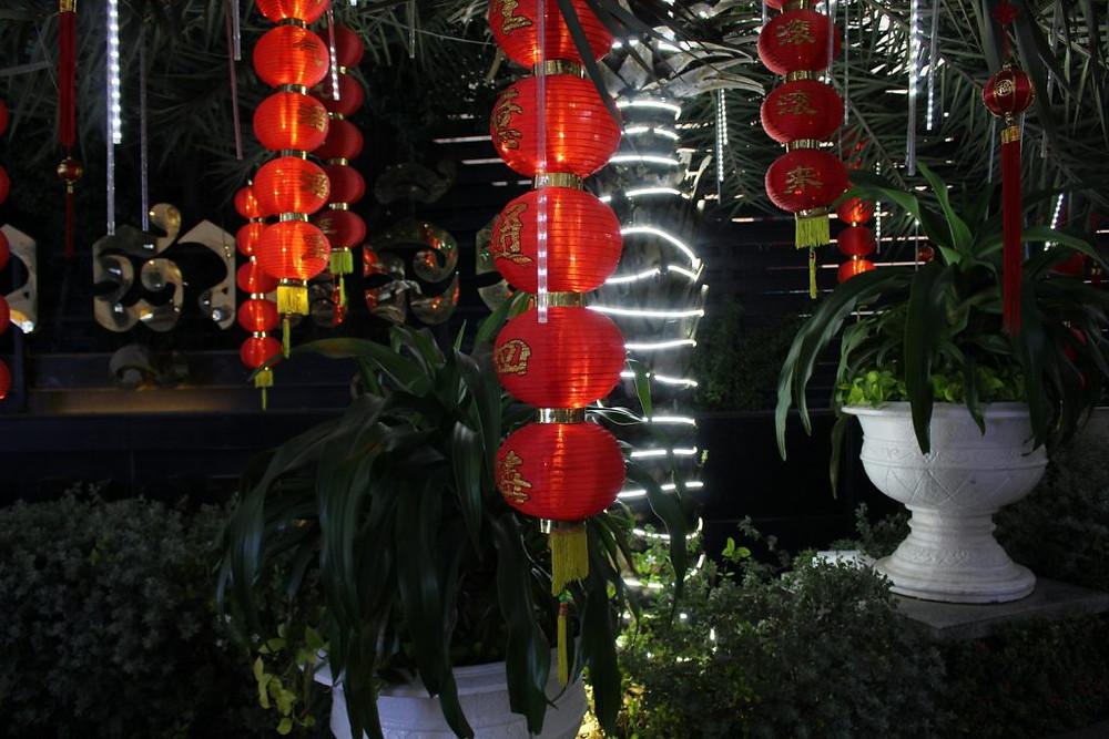 En attendant le Nouvel An Chinois