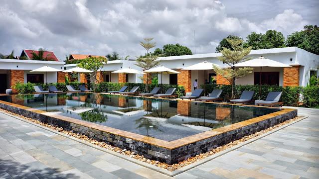 Tourisme & Destination : L'hôtel Elegant Angkor Resort & Spa
