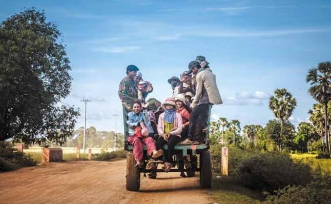Départ de travailleurs migrants