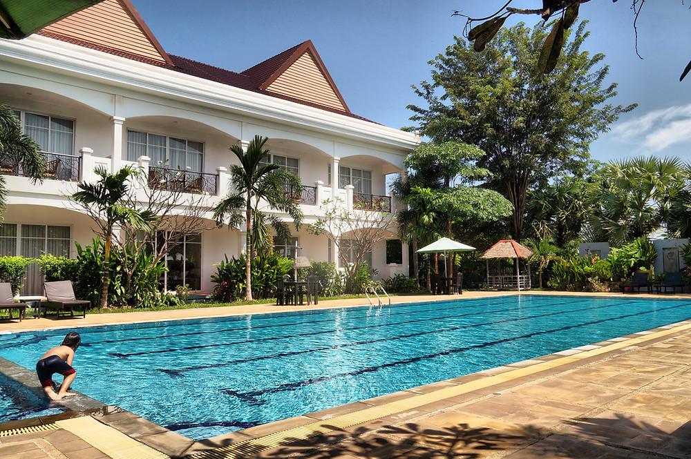 L'hôtel Glorious Hotel & Spa