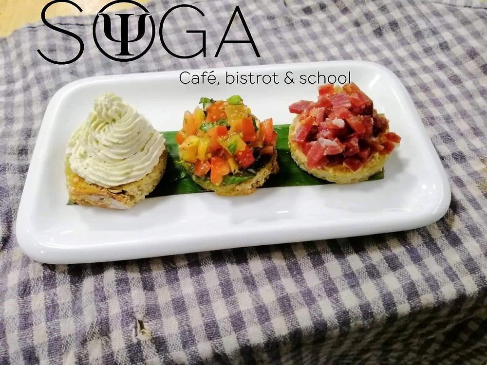 Cours de cuisine avec le SOGA