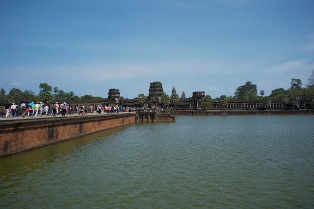 Angkor et l'art khmer