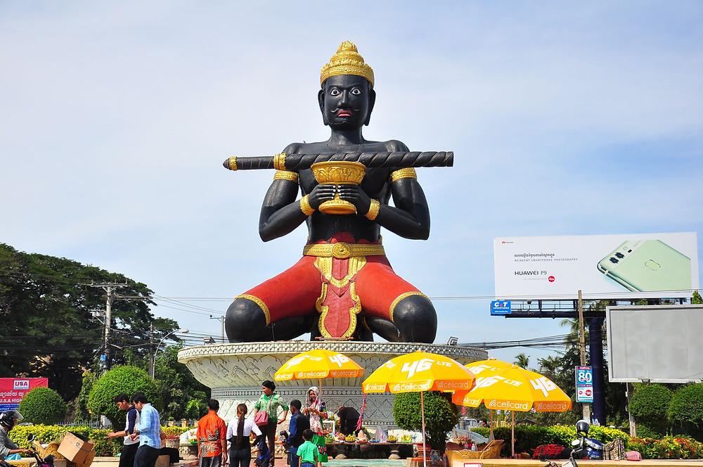 Battambang a été la destination la plus visitée