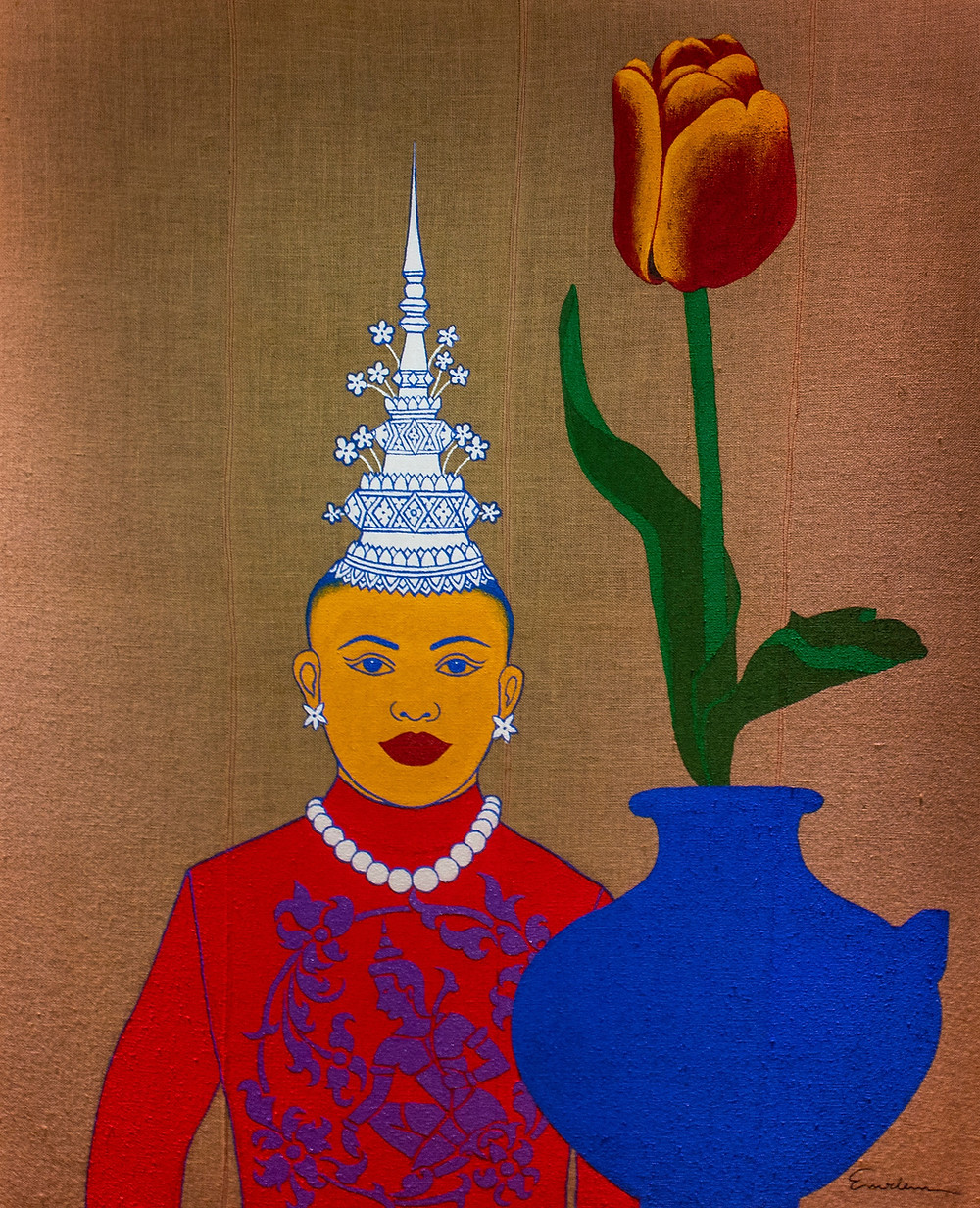 Bouddha en jeune prince