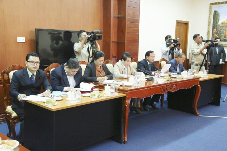 Le Comité permanent de l'Assemblée nationale