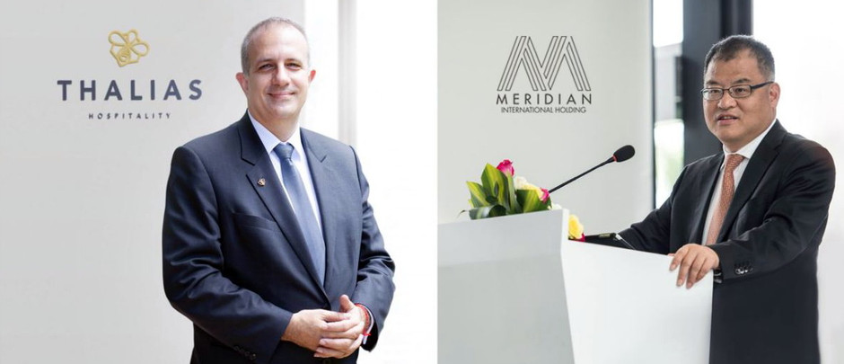 Cambodge & Initiative : Meridian international holding et Thalias Hospitality partenaires