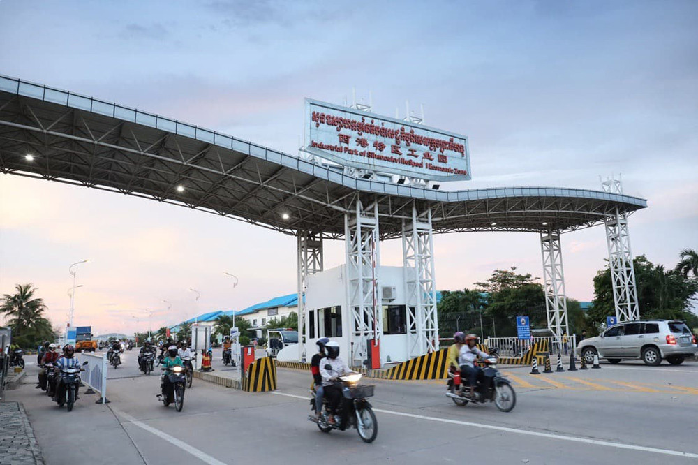 La zone économique spéciale de Sihanoukville (ZESS)
