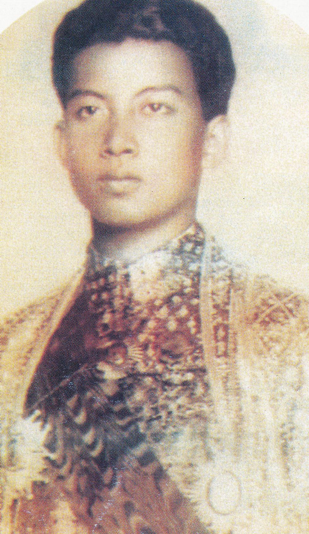 le jeune prince Sihanouk