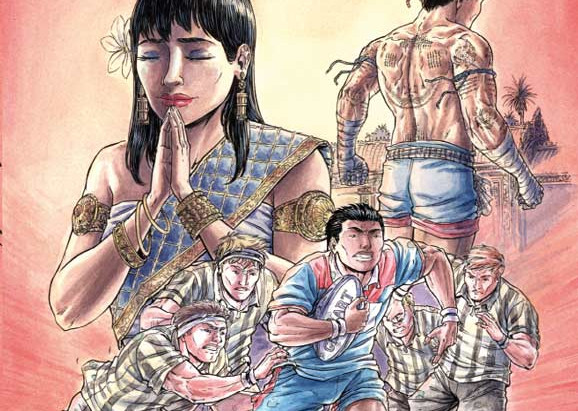 Culture : Bande dessinée pour l'autobiographie du Cambodgien Christian Mey