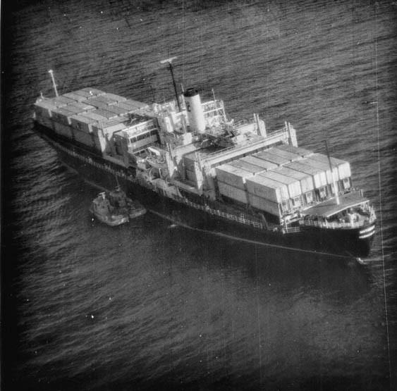 navire marchand américain SS Mayagüez