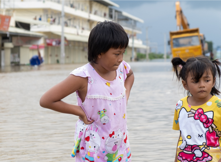 Cambodge & Actualité : Les sinistrés de Dangkoa
