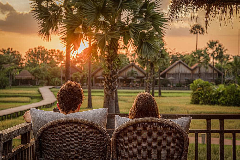 Découvrir le Phum Baitang Resort à Siem Reap