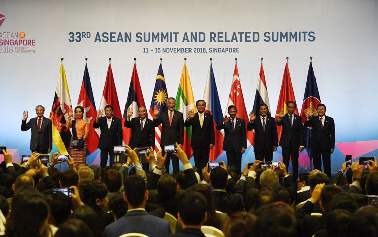 Sommet bisannuel de l'ASEAN