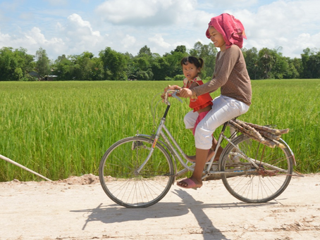 Photographie : Enfants du Cambodge, vie quotidienne (1)