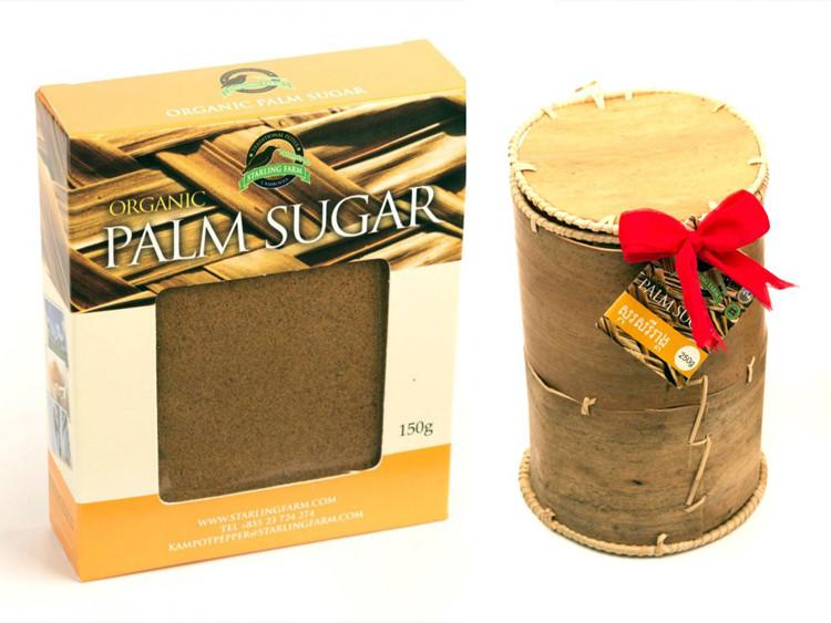Le sucre de palme de Kampong Speu reçoit son certificat d'origine européen