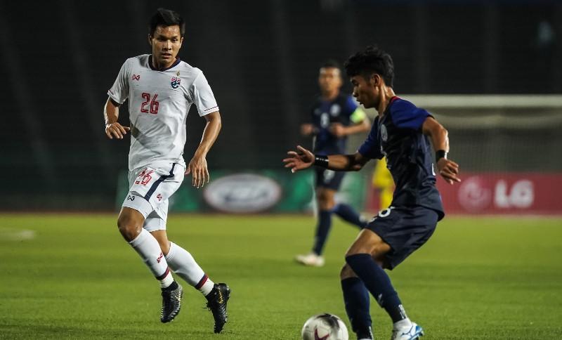Le fair-play des joueurs cambodgiens
