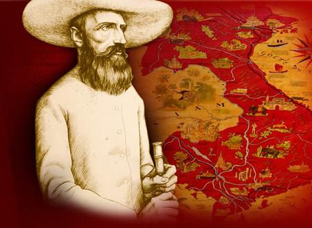 Livre & Histoire : Auguste Pavie, l'explorateur aux pieds nus