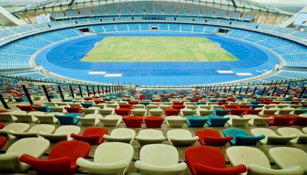 Le stade national Morodok Techo,
