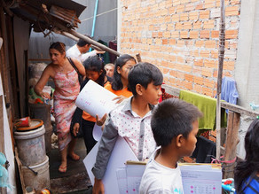 Photographie – ONG – Solidarité : Visite du cœur chez Shanty Town