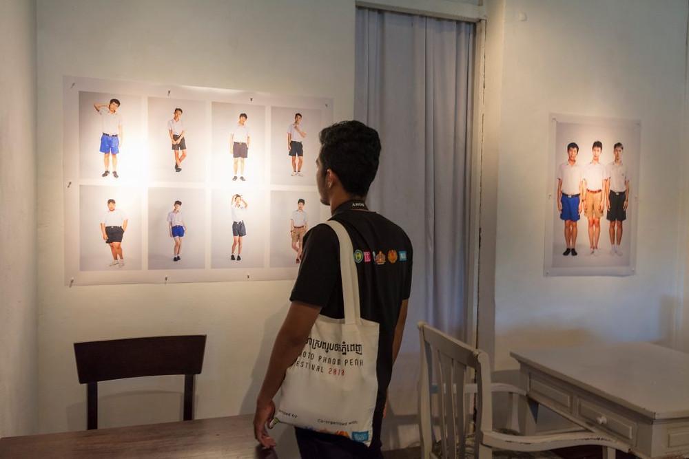Exposition du photographe Watsamon Tri Yasakda au Java Creatvie Cafe