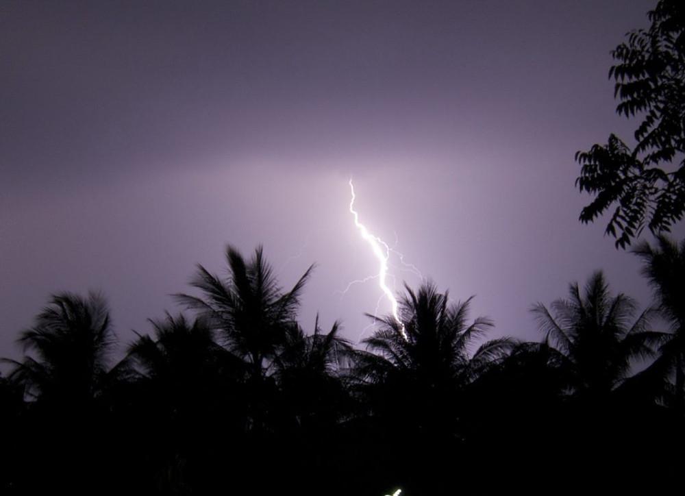 Fortes pluies prévues jusqu'au 3 septembre