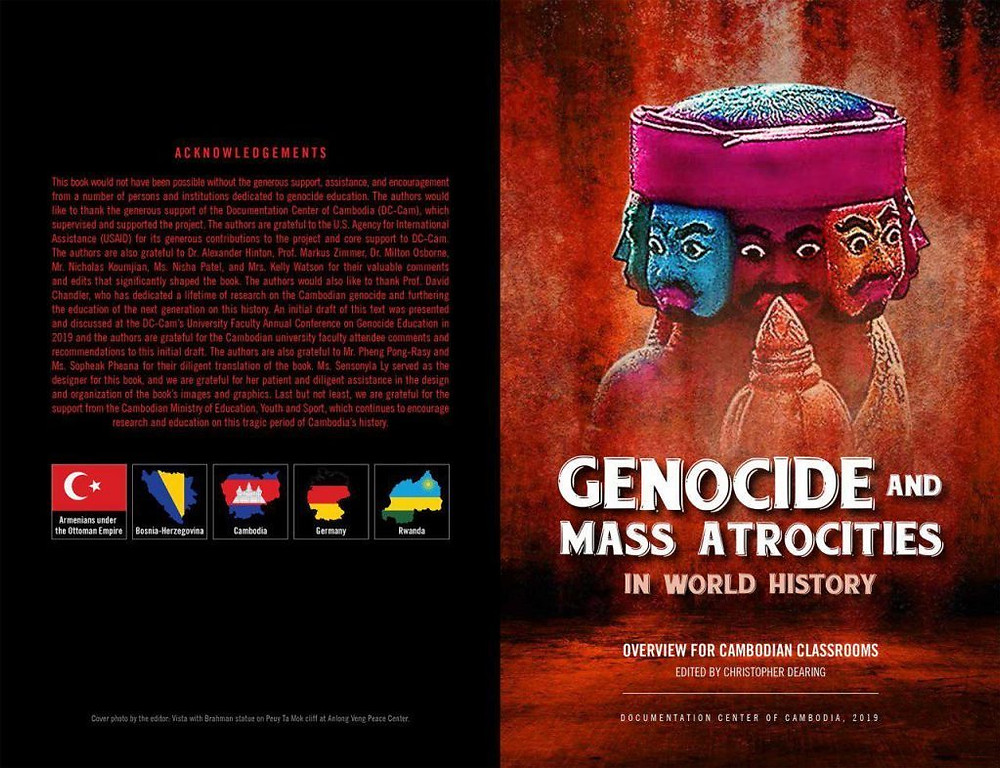 Genocide and Mass Atrocities in World History : Overview for Cambodian Classrooms