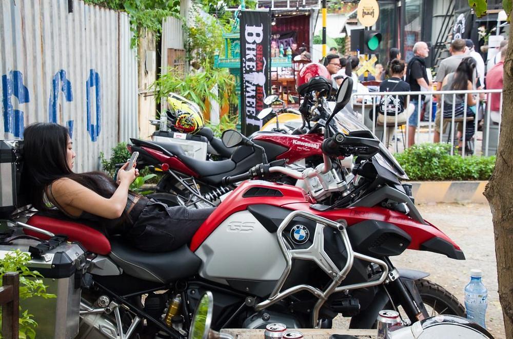 Bike Meet, le rendez-vous motard de Siem Reap