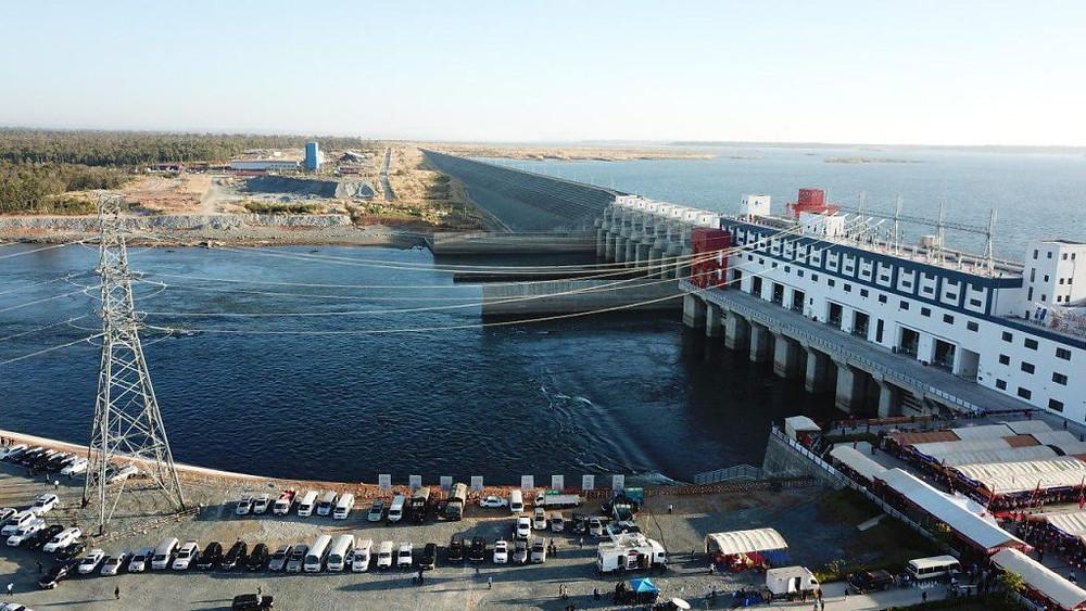 La centrale hydroélectrique Lower-Sésan 2