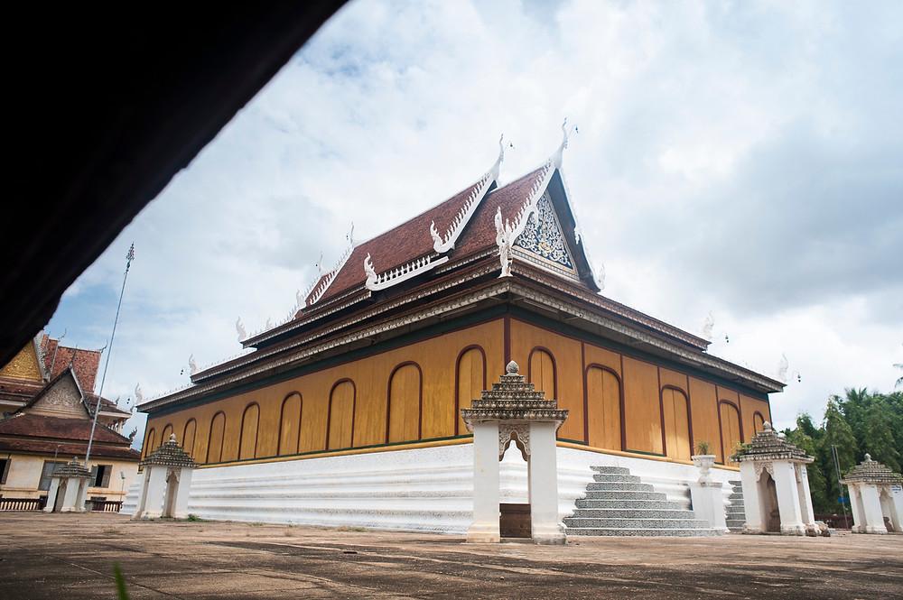 Le sanctuaire dans son ensemble
