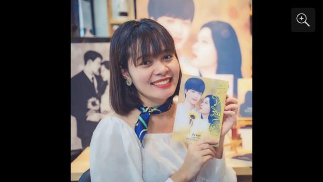 Kim Dina est une romancière cambodgienne. Photo fournie.