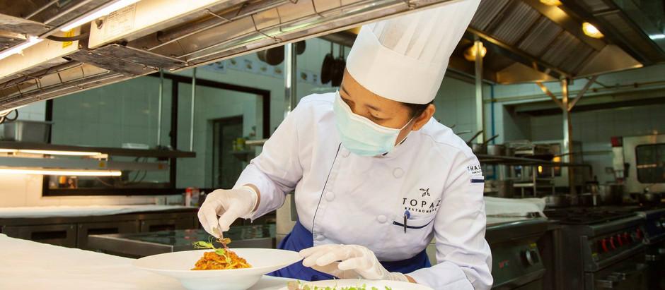Gastronomie & Phnom Penh : Si on déjeunait au Topaz ?