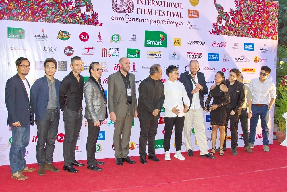 Cérémonie d'Ouverture du 8ème Festival International du Film