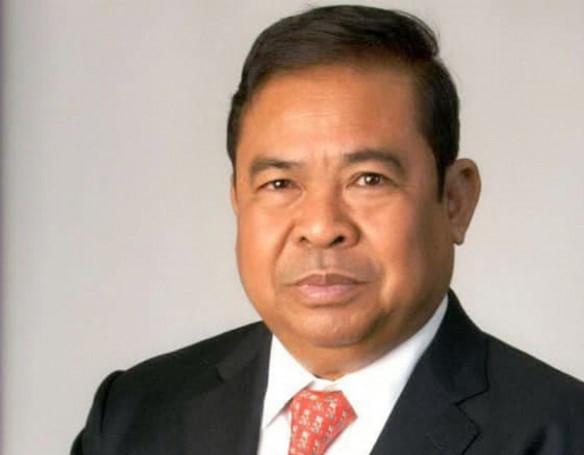 S.E. Chea Chanto, gouverneur de la Banque Nationale du Cambodge