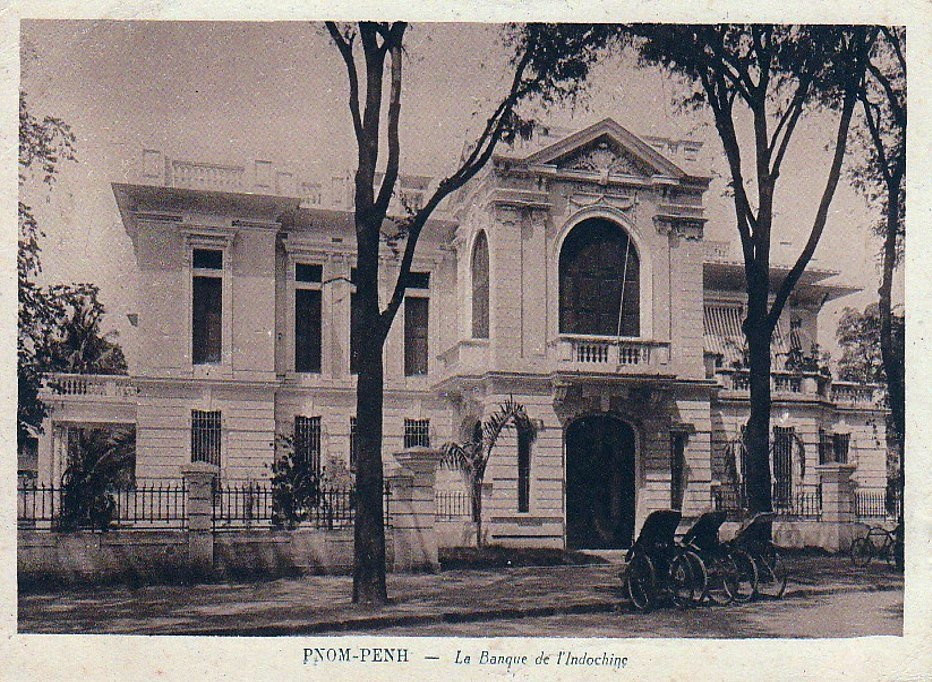 La Banque de l'Indochine 1892
