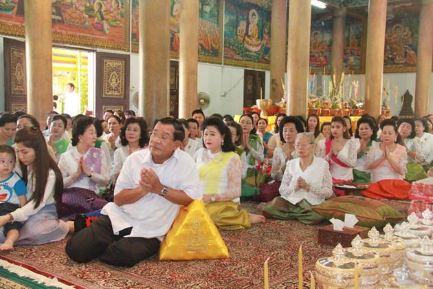 Champuos Kaek, Sangkat Prek Thmey, Khan Chbar Ampov, Phnom Penh.: Peou Kim Chanroth