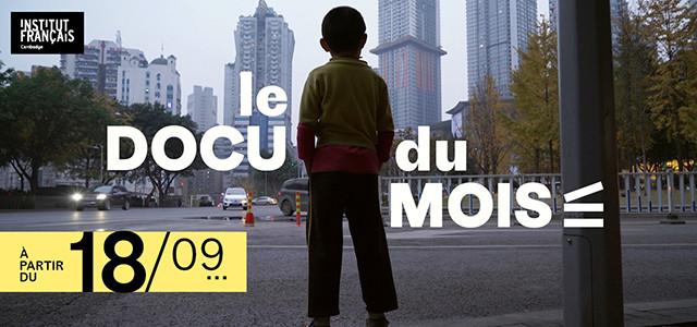 Cinéma | Le Docu du Mois