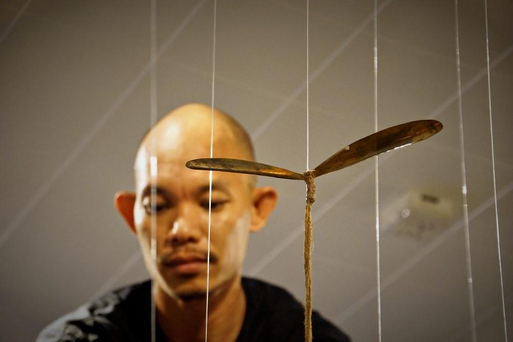 Thang Sothea et Oeuvres Nouvelles
