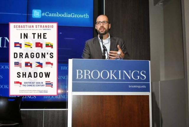 Sebastian Strangio est l'auteur du livre In the Dragon's Shadow : Southeast Asia in the Chinese Century
