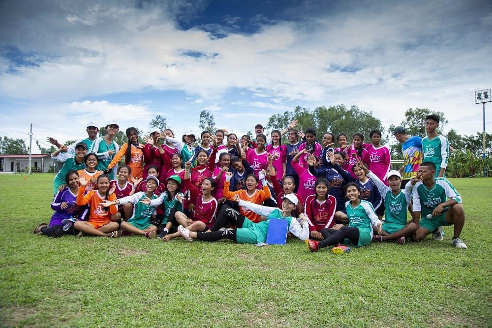 RSE - Initiative : Encourager le sport chez les femmes