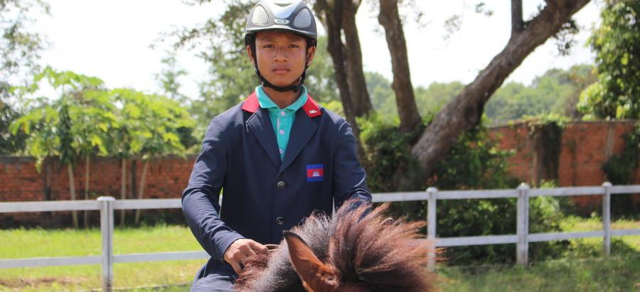 Sports – Équitation : Les espoirs cambodgiens à l'honneur