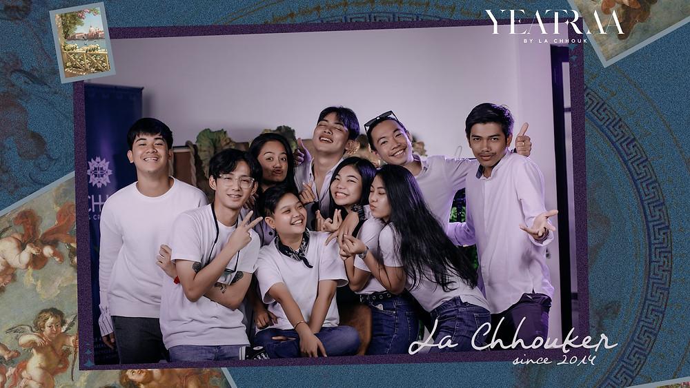 Equipe de La CHHOUK