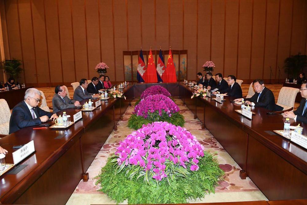 Forum BRI - Coopération : La Chine réaffirme la poursuite de son soutien au Cambodge