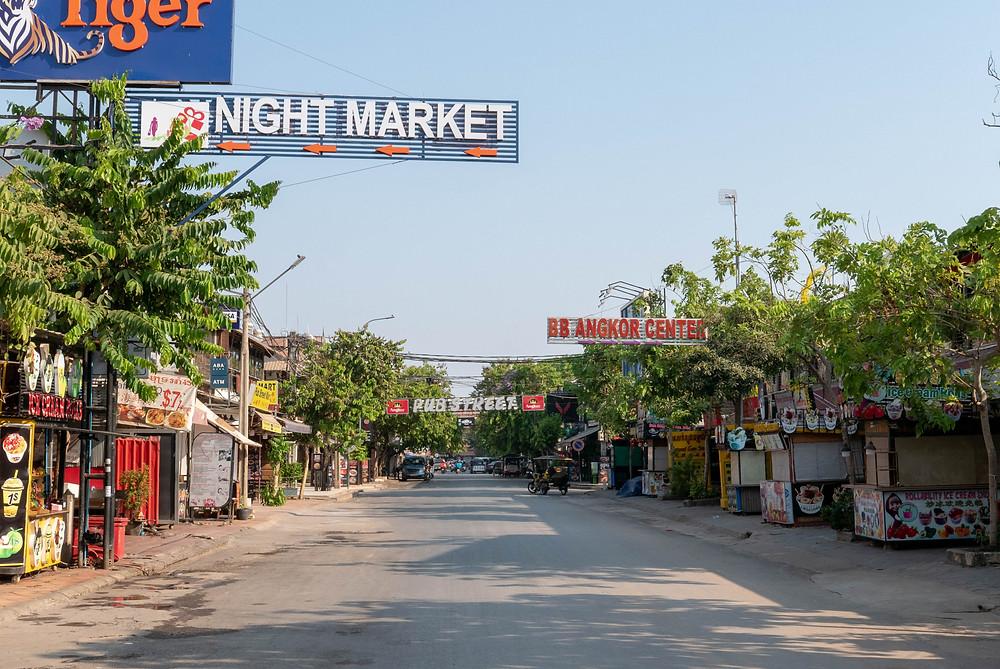 Siem Reap. Photographie Rémi Abad