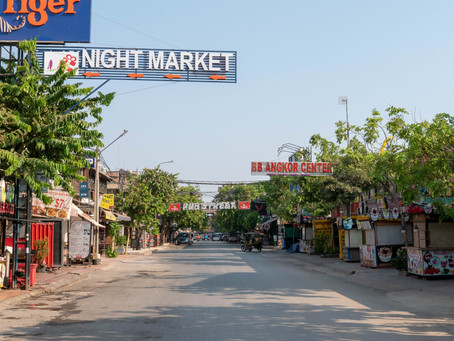 Siem Reap & Coronavirus : une économie sous haute tension